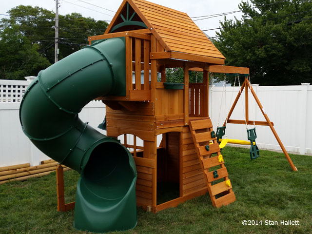 Big Backyard Berkley Playset