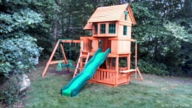 Adventure Playsets Windsor II
