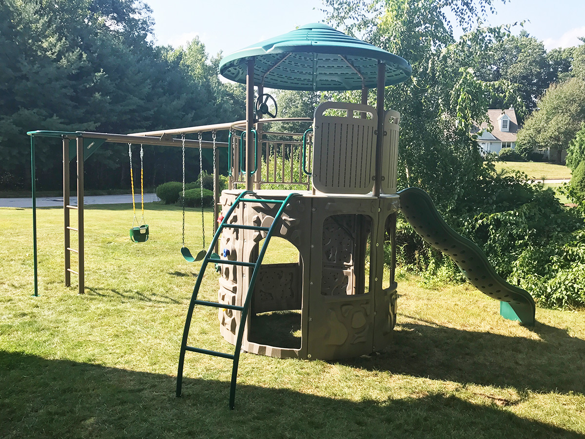 New England Playset Assembly Greenville Ri Playset Installation