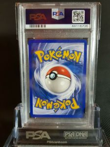 PSA 7 RARE EX Dragon TV Reporter 88/97 Reverse Foil Pokemon Card (Short Printed)