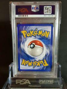 PSA 7 RARE EX Dragon TV Reporter 88/97 Reverse Foil Pokemon Card (Short Printed)