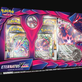 Pokemon TCG: Eternatus VMAX Premium Collection Box