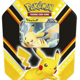 Pokemon TCG: V Powers Sealed Tin Pikachu V Promo