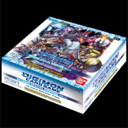 DIGIMON Card Game: RELEASE (BASE SET) SPECIAL BOOSTER BOX VER.1.0
