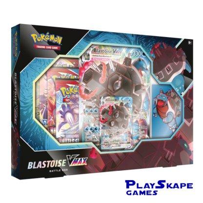 Blastoise-VMAX-Battle-Box-Promo-Sleeves-Battle-Styles-2021-Collection-Pokemon-Cards
