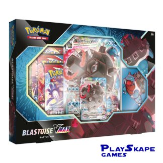Blastoise-VMAX-Battle-Box-Promo-Sleeves-Battle-Styles-2021-Collection-Pokemon-Cards