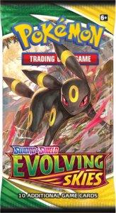 Evolving-Skies-Umbreon-Booster-Pack-Art-Box-Break-Pokemon-Cards