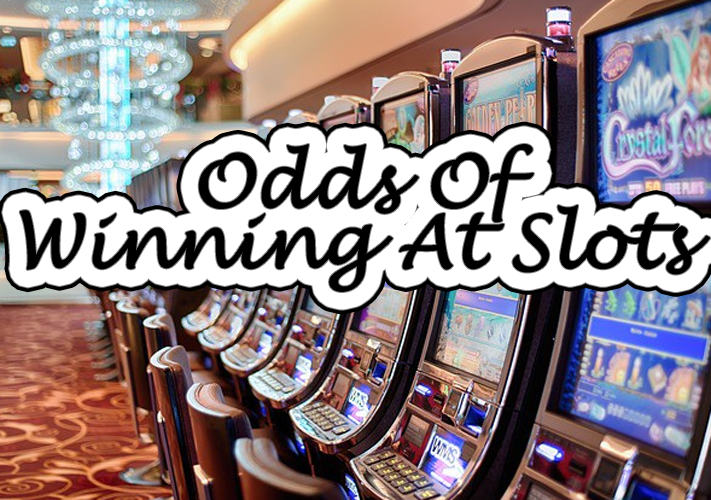 Slot Odds  How To Play Slots With A Winning View
