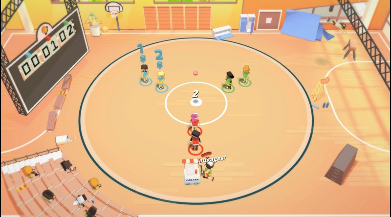 Stikbold review multiplayer