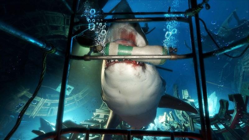 Hajer i PS VR