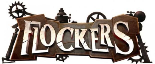 Flockers PS4 Logo