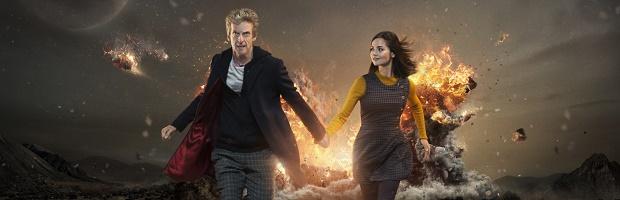 Doctor Who Staffel 9 Logo