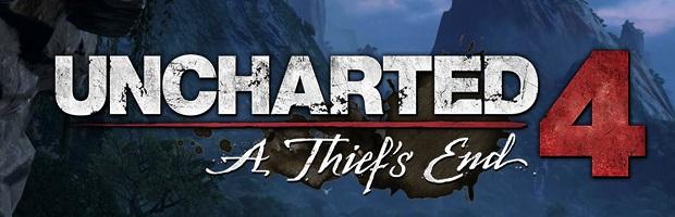 Uncharted 4 Logo