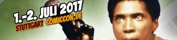 Comic Con 17 Logo