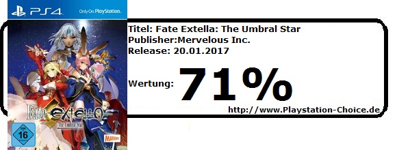 Fate Extella-Die-Wertung-von-Playstation-Choice-580x211