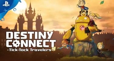 PSC – Destiny Connect: Tick-Tock Travelers nyereményjáték