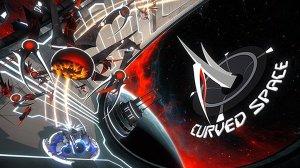 Curved Space – árkád twin-stick shooter idén