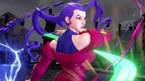 Street Fighter V: Champion Edition – előzetes Rose-ról