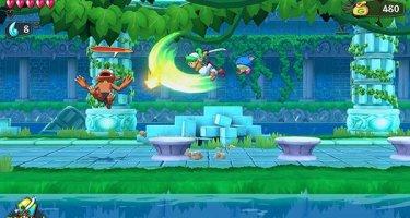 Wonder Boy: Asha in Monster World – május végén érkezik
