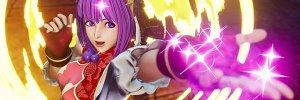 The King of Fighters XV – előzetes Athena Asamiyáról