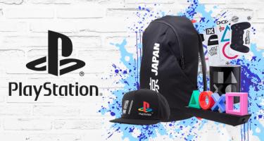 [PlatinumShop] PlayStation tematikus ruházat és relikviák