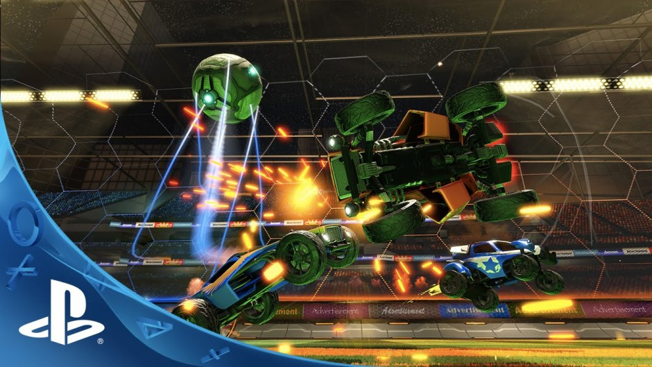 Rocket League Servers Get Updated