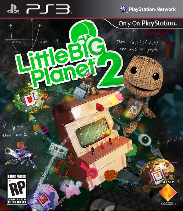 Shitty Quote Wallpaper Littlebigplanet 2 Boxart Revealed Playstation Informer