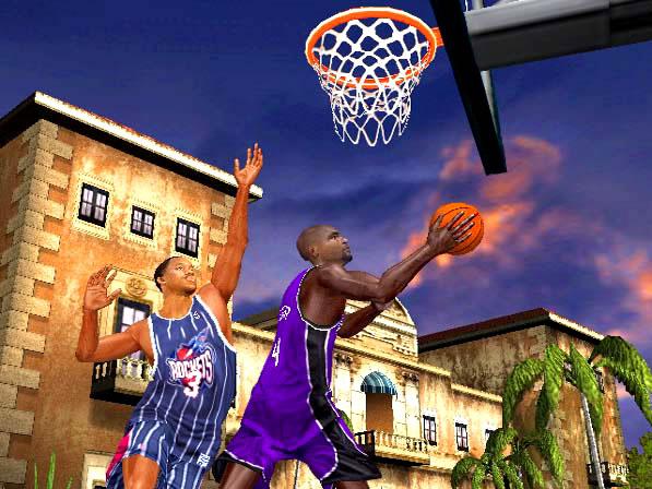 PlayStation Pro 2.0 - NBA Ballers - Movies and Screenshots