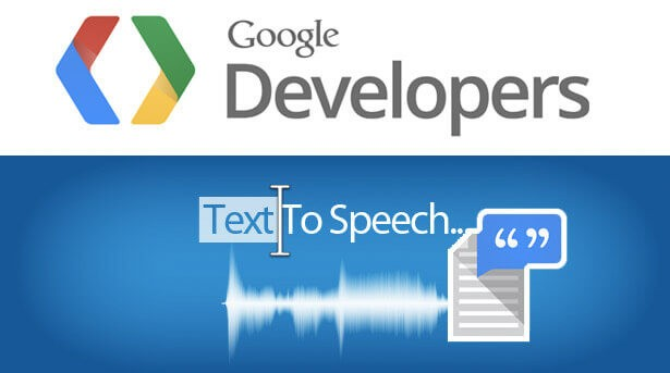 Google Text to Speech for PC
