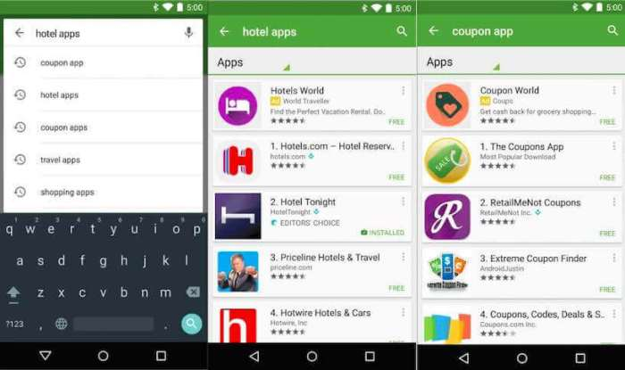 How to use Google Play Store on Android