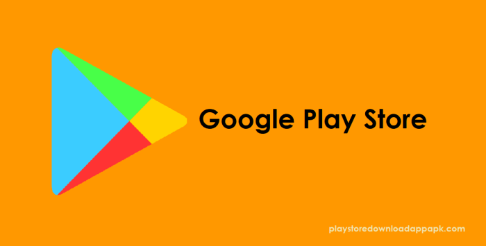 Google Play Store for iOS