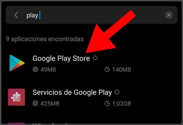 Cómo desinstalar Play Store y volver a instalar o habilitar 1