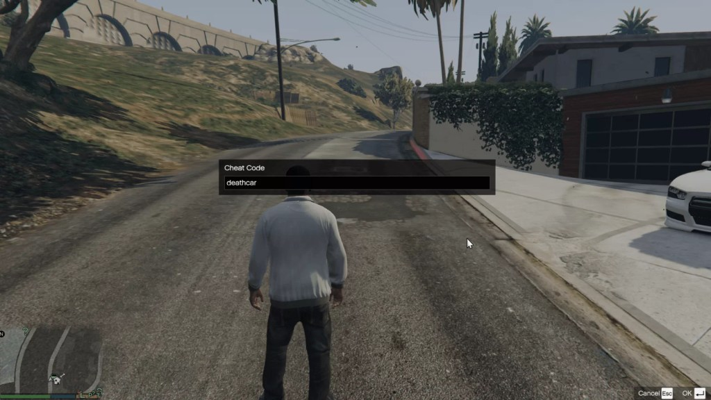 GTA 5 Cheats for Windows 7