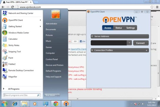 OpenVPN for PC