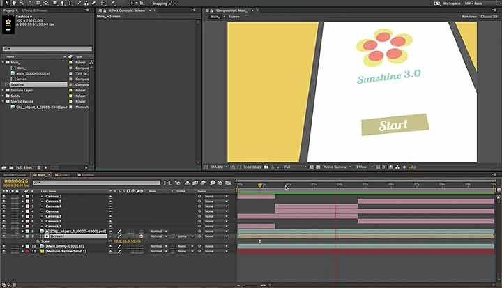 After Effects for PC