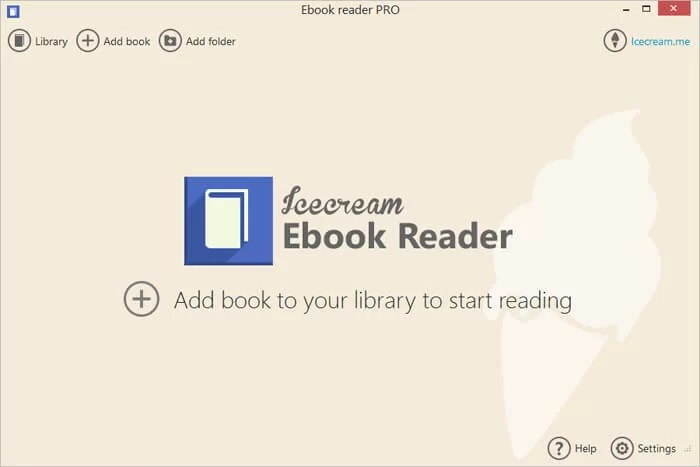 ePub Reader for PC