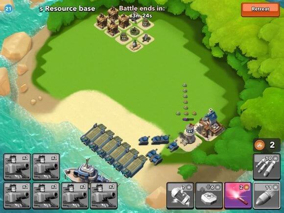 Boom Beachfor PC