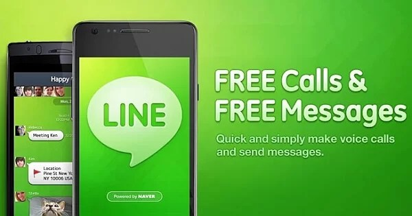 LINE App Download for Android (Updated Version)