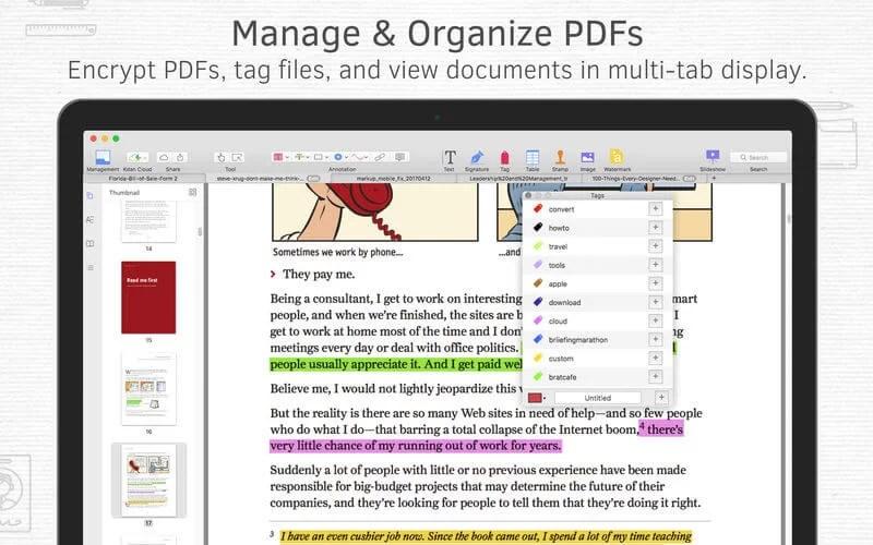 PDF Reader for Mac