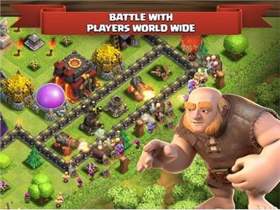 Clash of Clans for Mac