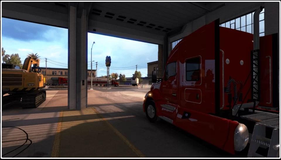 American Truck Simulator for Mac