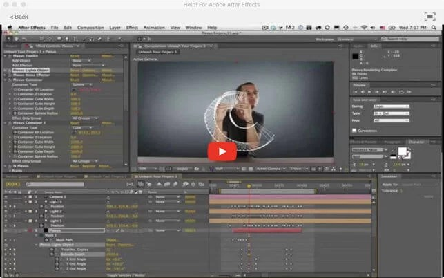 After Effects for Mac