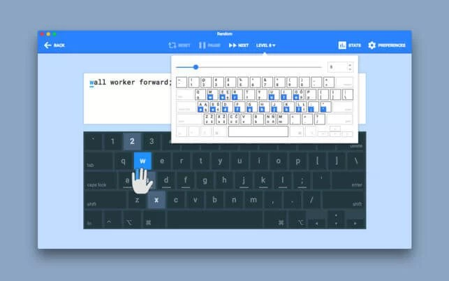 Typing Master for Mac