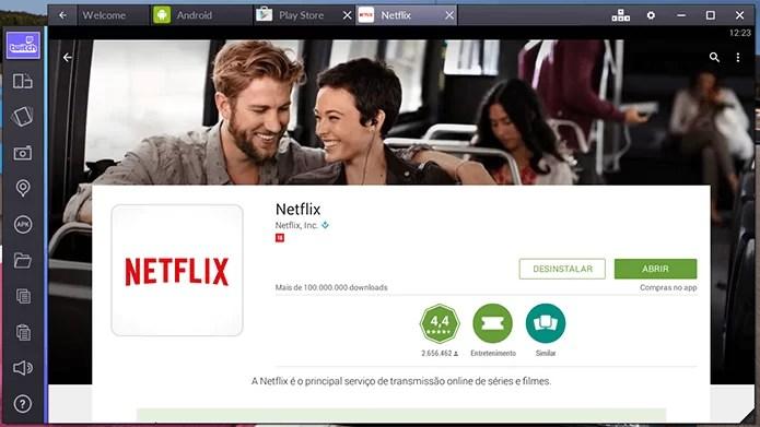 Netflix App for Mac