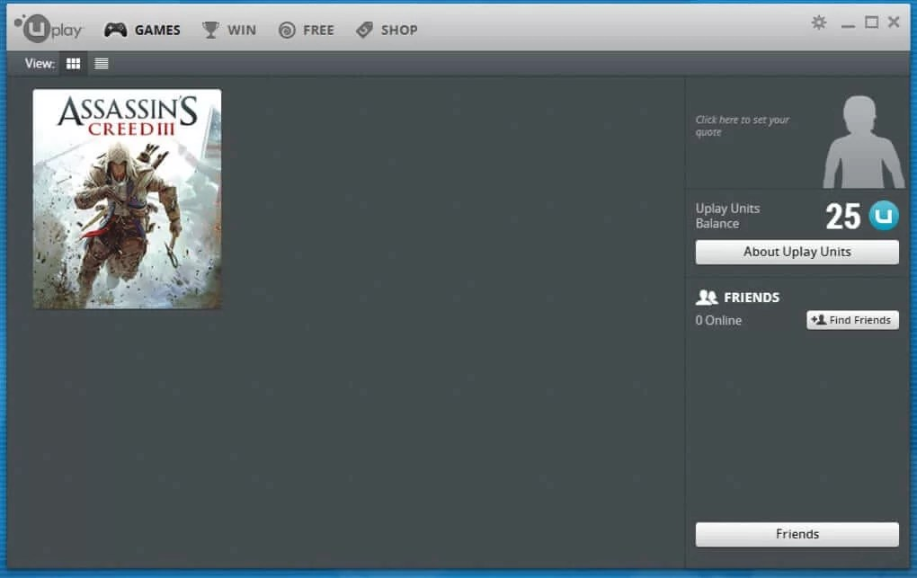 Uplay for Mac