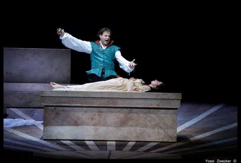 Romeo et Juliette Israeli Opera