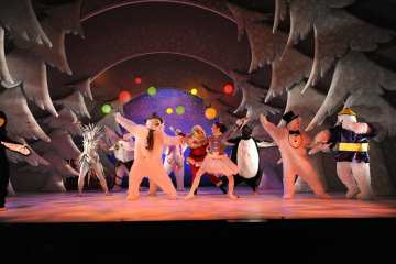 Snowman Peacock Theatre 04