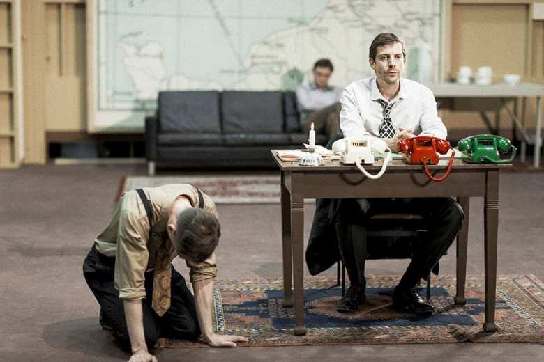 Toneelgroep Amsterdam - Kings of War Barbican Centre