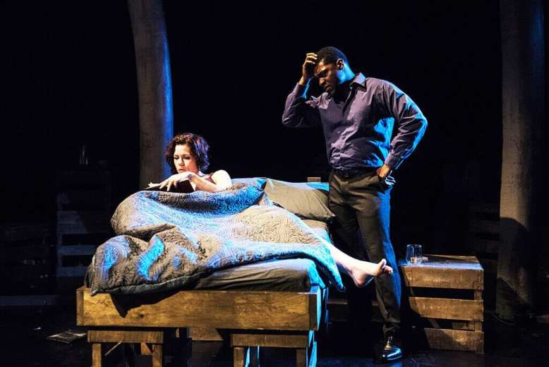 review A Persistent Memory Beckett Theatre at Theatre Row, Off-Broadway, New York