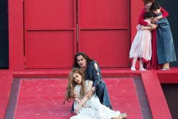Review ALCESTI production INDA - Teatro Greco di Siracusa